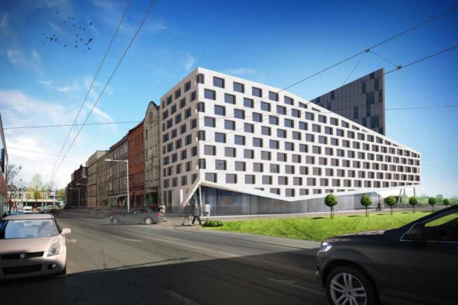 Pięciogwiazdkowy hotel powstanie w pobliżu Silesia City Center