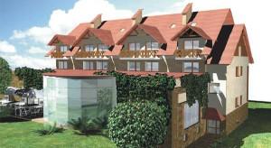 Rozbudowa Hotelu Białowieskiego na ukończeniu