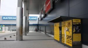 Centrum Handlowe Turawa Park z usługami pocztowymi