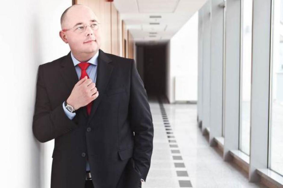 Od producenta maszyn budowlanych do dewelopera - wywiad z prezesem Waryński SA