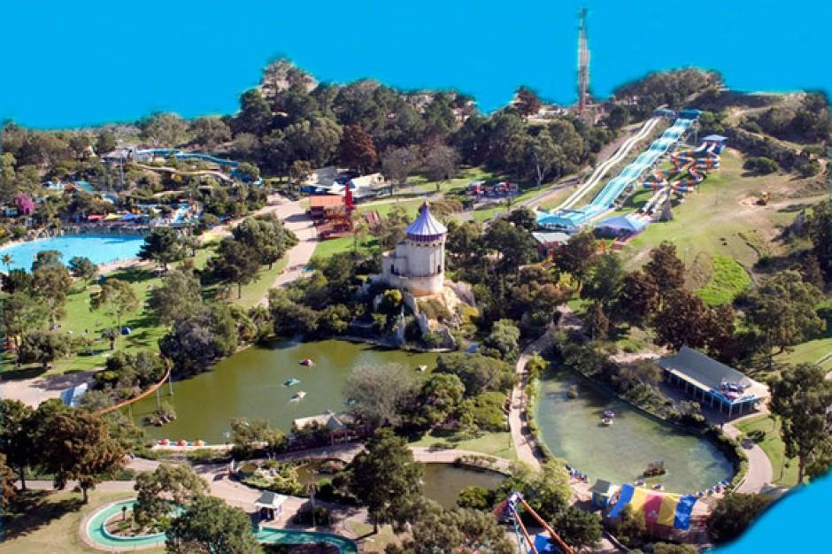 Rusza budowa parku rozrywki Adventure World Warsaw
