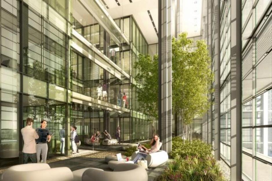 Capital Park ma finansowanie dla kompleksu Eurocentrum