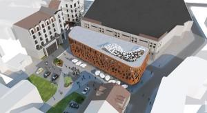 Znamy szczegóły realizacji Pawilonu Różanka - galeria zdjęć