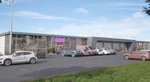 Adept Investment ma głównych najemców parku handlowego w Łowiczu