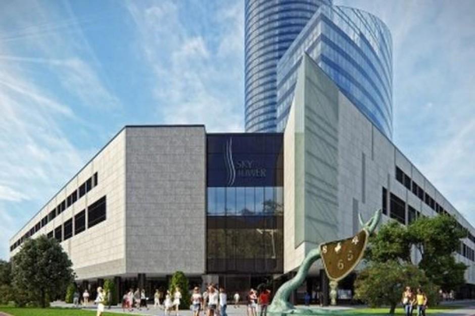 Nowy najemca we wrocławskim Sky Tower
