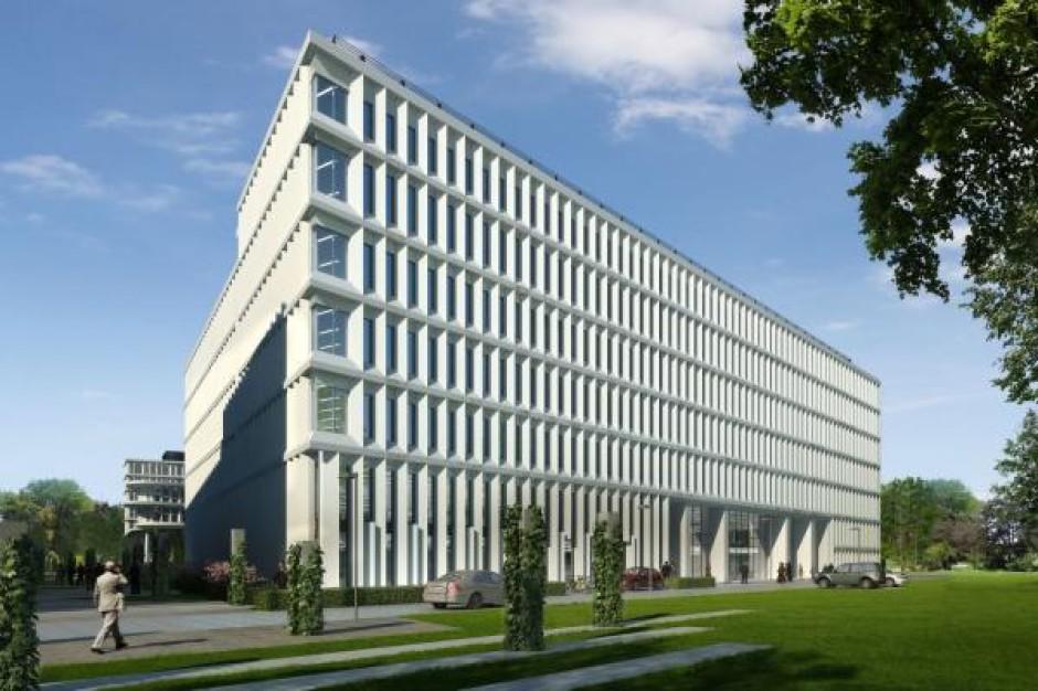 Credit Agricole pojawi się w warszawskim Business Garden