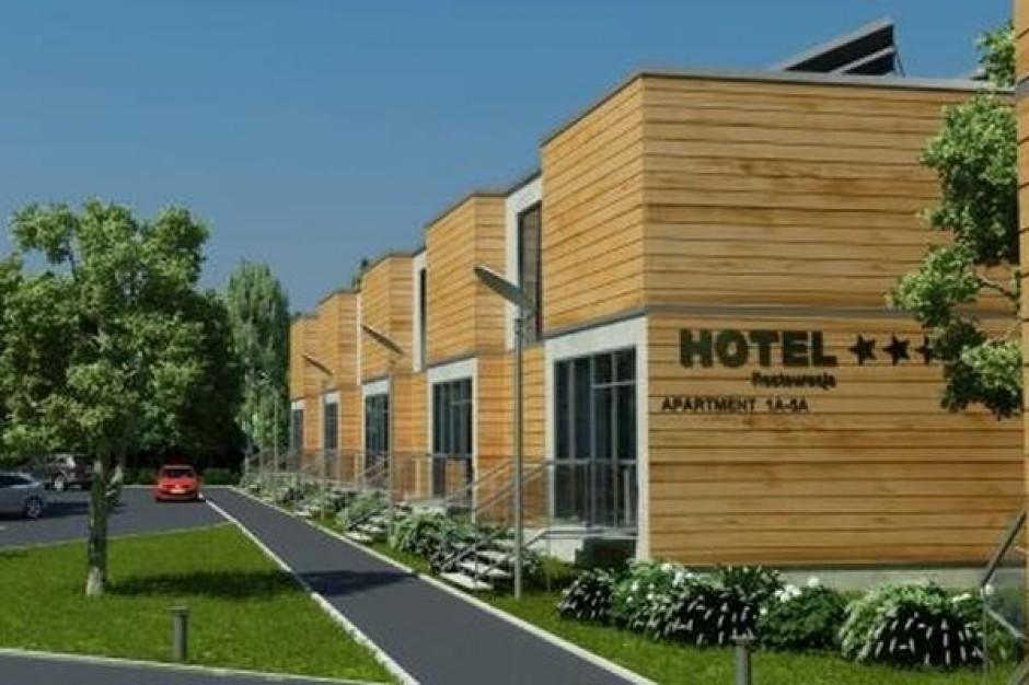 AMW sprzedaje tereny pod hotel w Helu