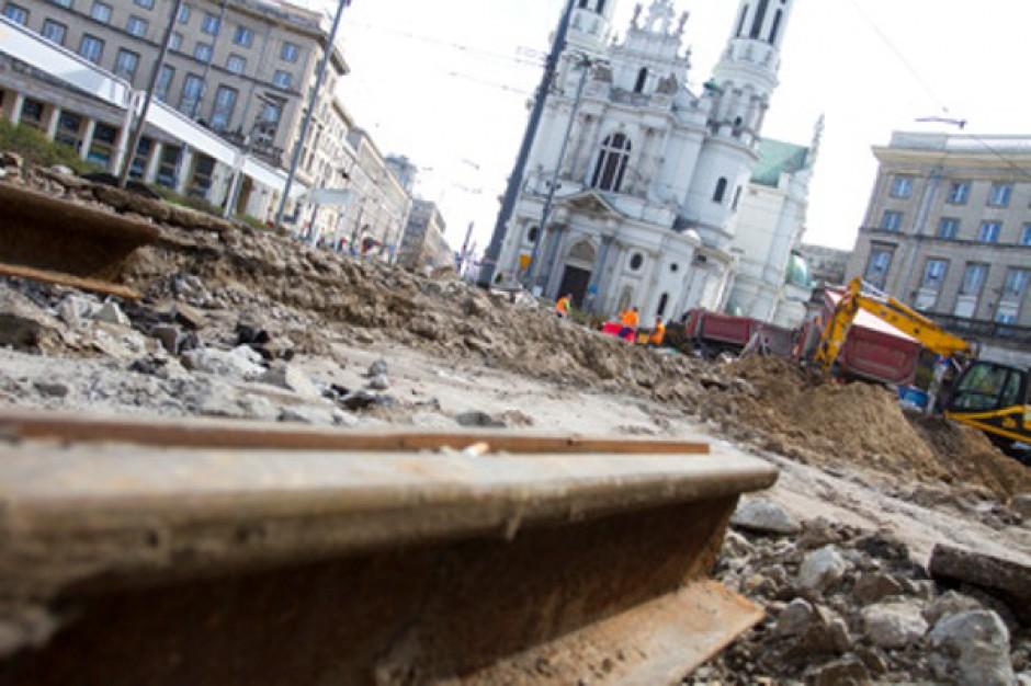 W stolicy buduje się 700 tys. mkw. powierzchni biurowej - raport