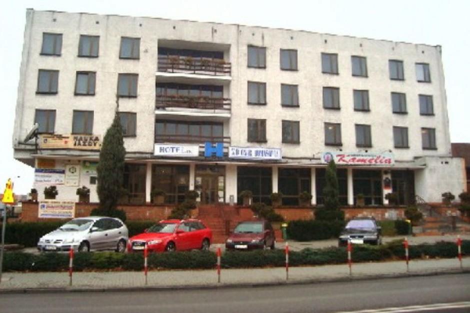 Miasto sprzedaje hotel Laureat
