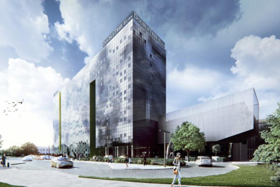 APA Kuryłowicz&Associates projektuje niecodzienną elewację łódzkiego Hiltona