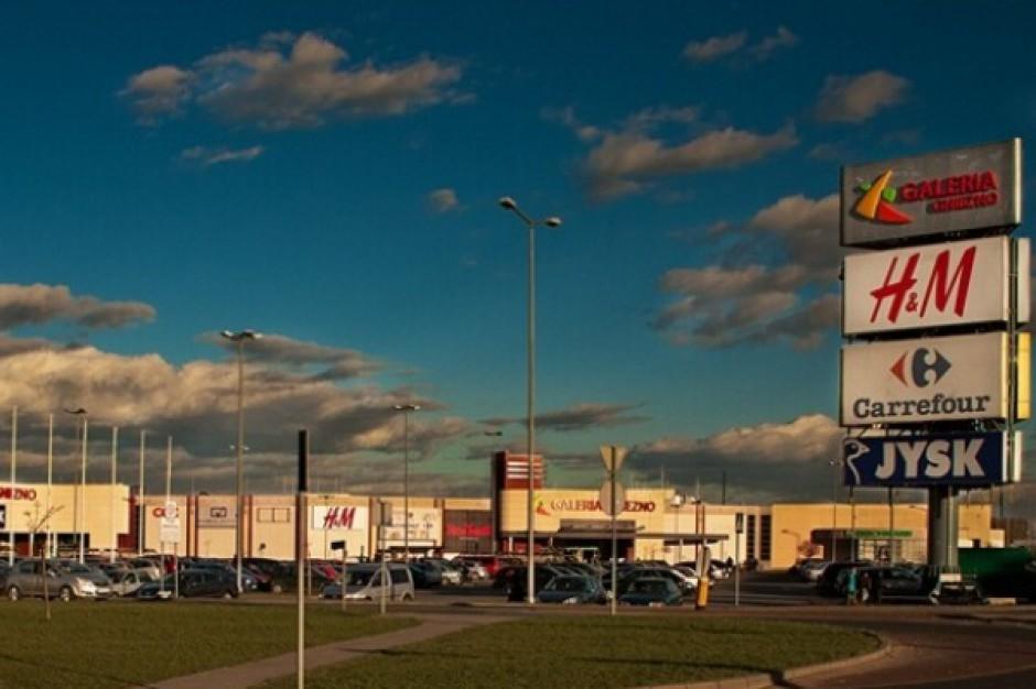 Galeria Gniezno zyskała popularną markę