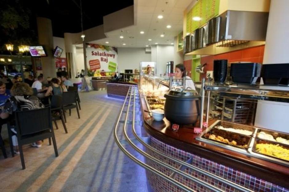 Restauracje 1 2 3 Super Smaki celują w galerie handlowe
