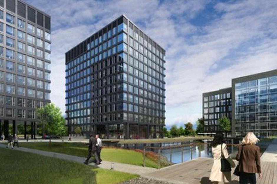 Platinium Business Park z nowym najemcą