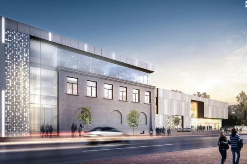 Nap Invest chce budować galerię handlową w Sochaczewie