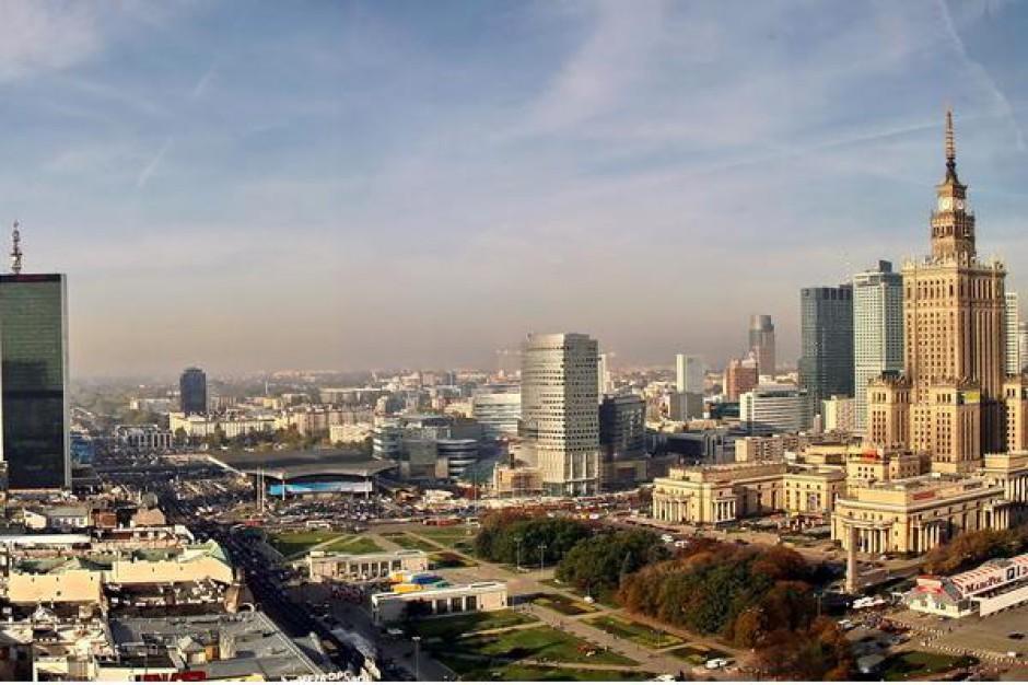 W Warszawie ciągle za mało centrów handlowych
