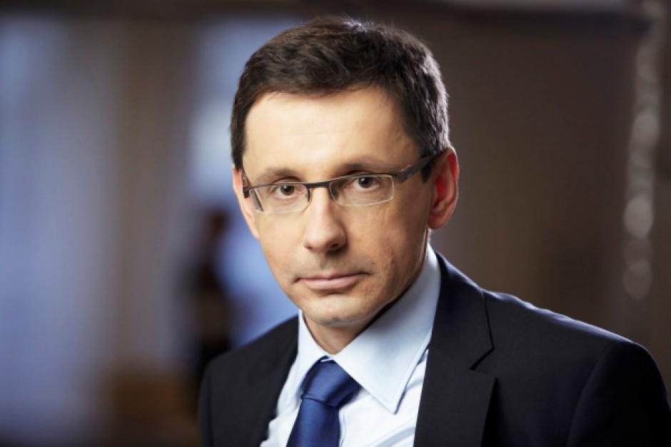 M.Budzanowski: Jesteśmy zdeterminowani, aby przeprowadzić ofertę publiczną PHN w tym roku
