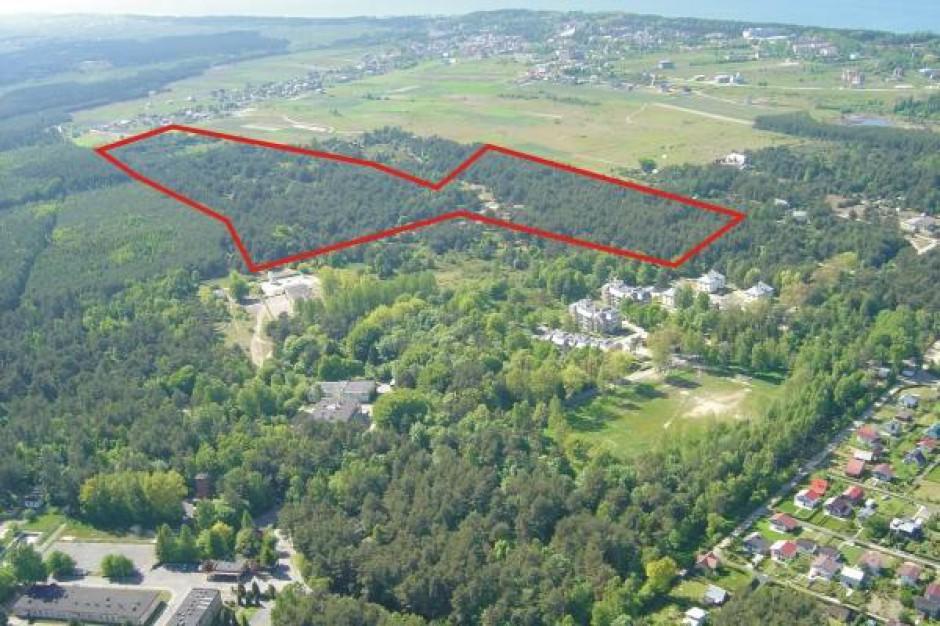 Przetarg na 22 ha rekreacyjnych terenów we Władysławowie