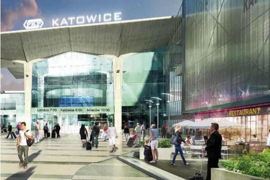 Handlowa część katowickiego dworca PKP wynajęta w 100 proc.