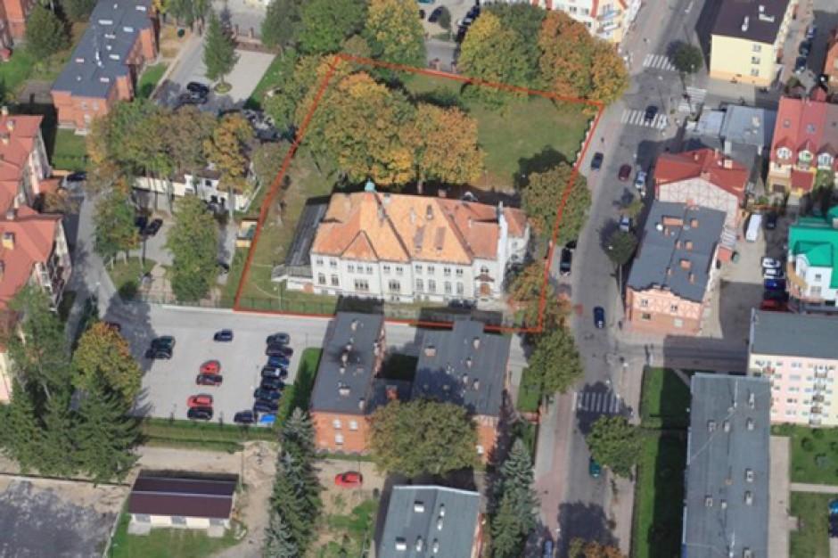 Zabytkowa nieruchomość w Gołdapi na sprzedaż