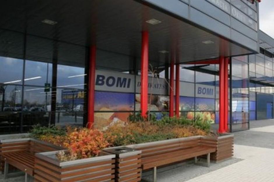 Bomi chce zachować dochodowe sklepy