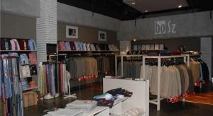 Salon mody męskiej Bosz otwiera się w Galerii Wisła