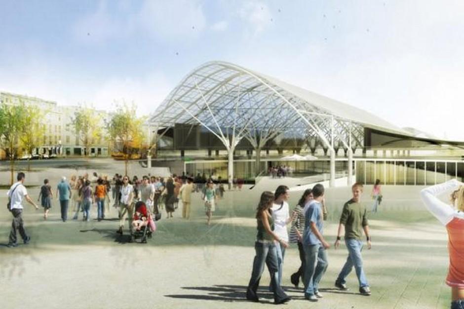 Rozpoczęła się budowa dworca Łódź Fabryczna