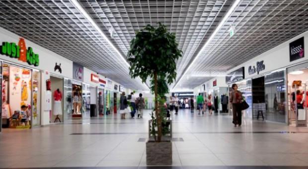 Pustoszeje Centrum Handlowe Turzyn