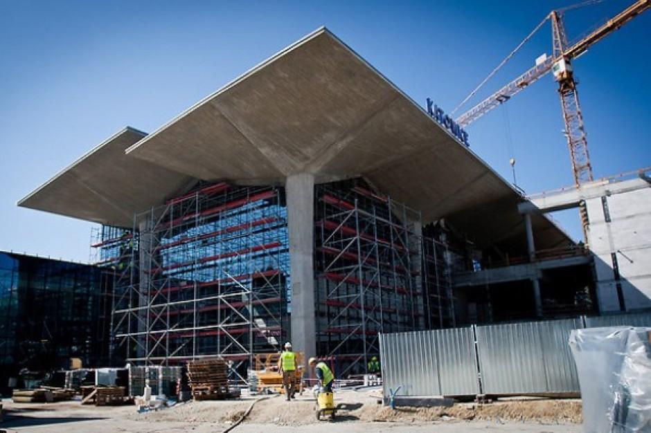 Otwarcie nowego dworca w Katowicach pod koniec października