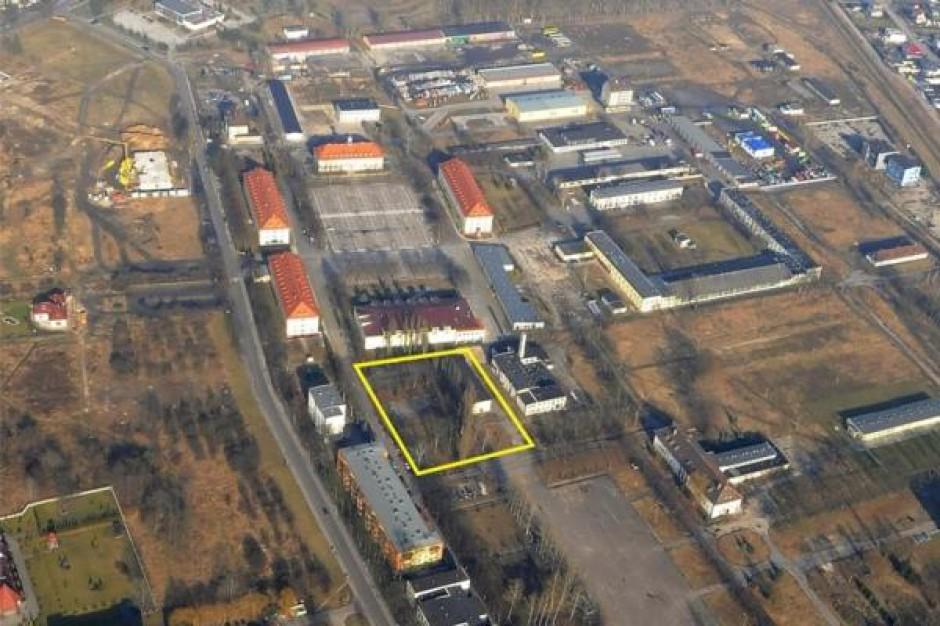 AMW sprzedaje grunty w Pile pod hotele i usługi