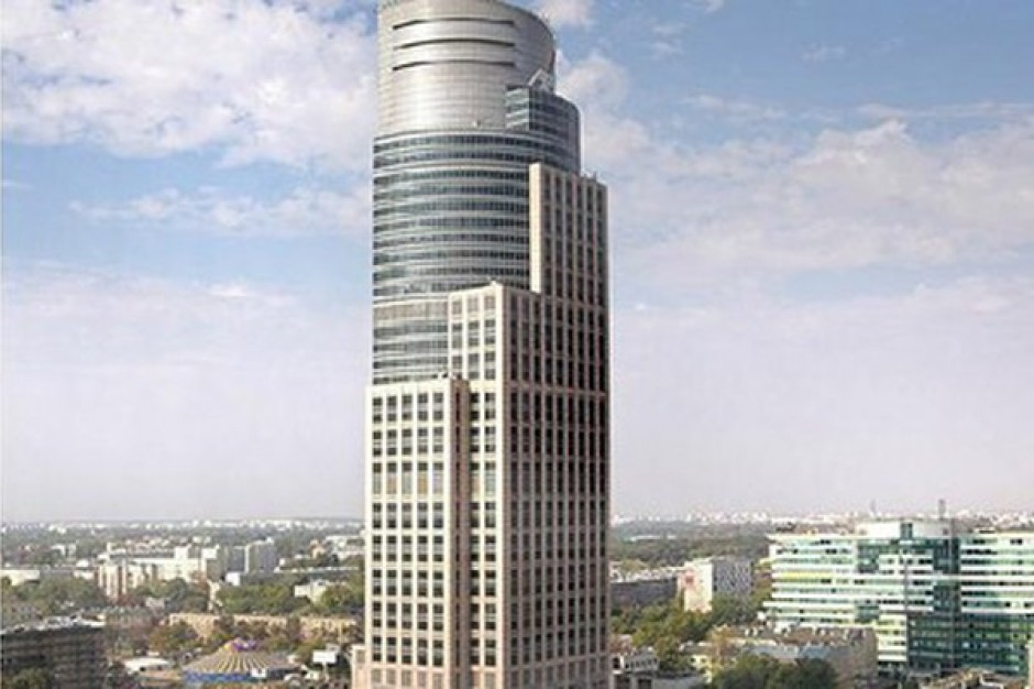 Warsaw Trade Tower wystawiony na sprzedaż