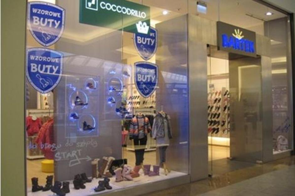 Wspólny sklep Coccodrillo i Bartka otwarty w Bonarka City Center