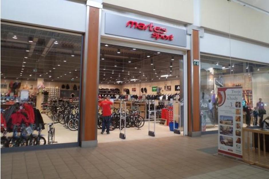 Ruszyły trzy nowe salony Martes Sport