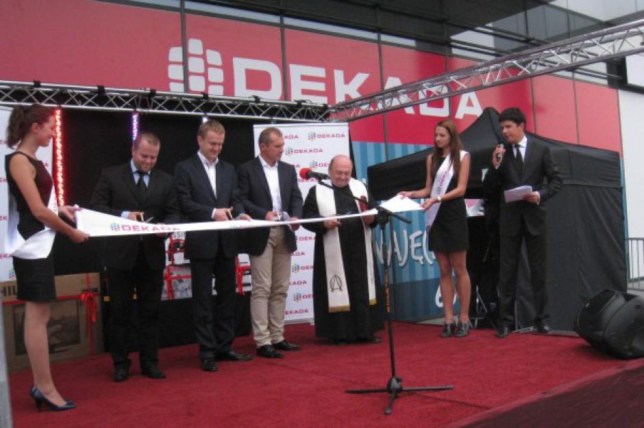 Zobacz zdjęcia z otwarcia Dekady Kraków