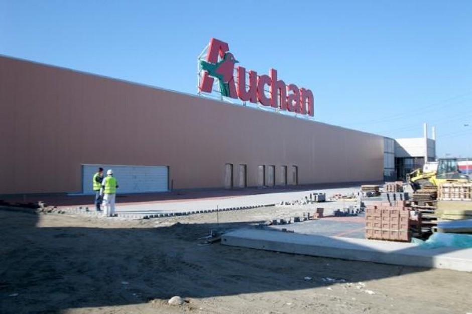 Znamy najemców CH Auchan w Łomiankach