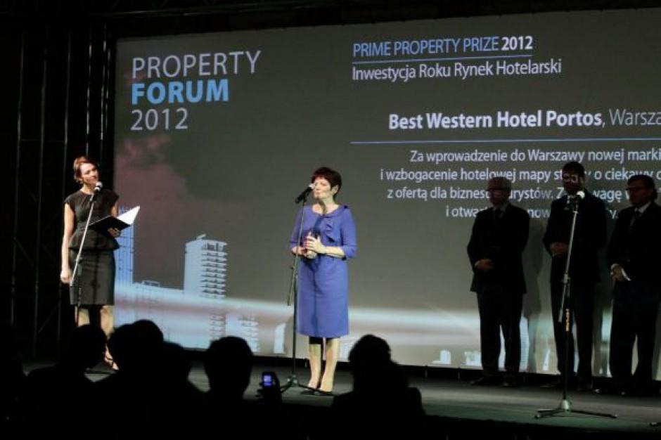 Prime Property Prize 2012: Best Western Hotel Portos Inwestycją Roku Rynek Hotelarski
