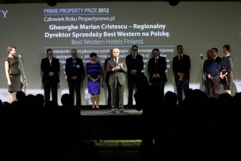 Rozdanie nagród Prime Property Prize 2012 - zobacz zdjęcia z Gali