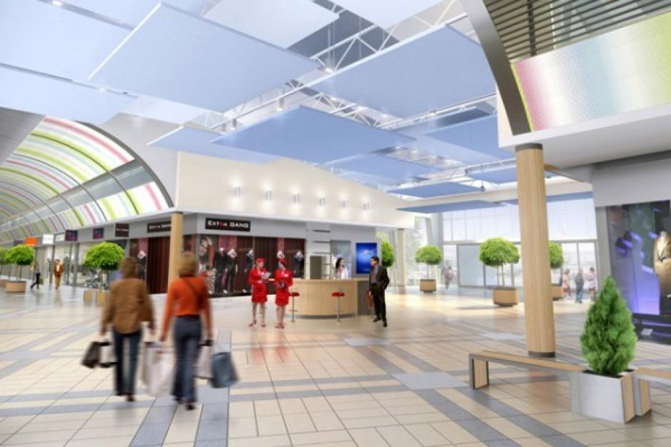 Renowacja i rozbudowa Centrum Handlowego Sarni Stok