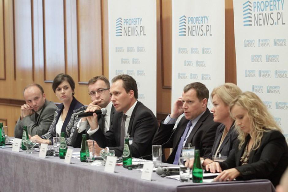 Na rynku magazynów widać skutki dwóch fal kryzysu - relacja z sesji magazyny na Property Forum 2012