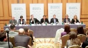 Sesja magazyny na Property Forum w obiektywie