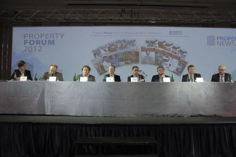 Property Forum 2012: Czy polski rynek nieruchomości komercyjnych czeka wielofunkcyjna rewolucja?