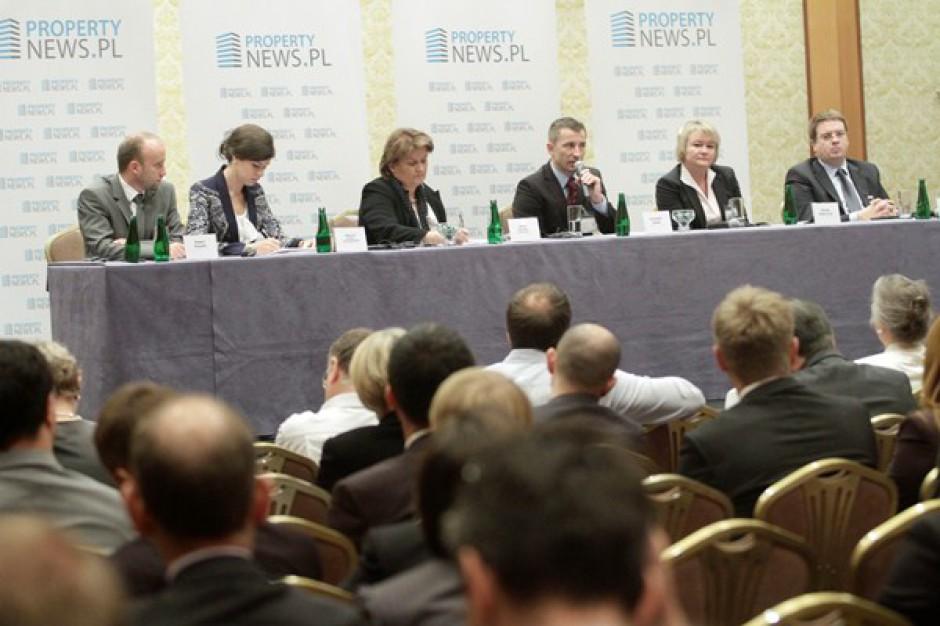 Property Forum 2012 : Małe miasta to atrakcyjny kierunek, ale ryzyko jest duże