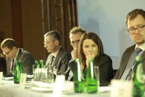 Fotorelacja z sesji Finansowanie nieruchomości komercyjnych na Property Forum 2012