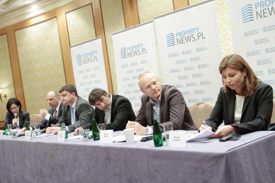 Zobacz jak wyglądała dyskusja o sieciach handlowych na Property Forum 2012