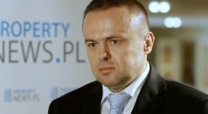 Banki wierzą w biura i handel - komentuje Wojciech Pisz