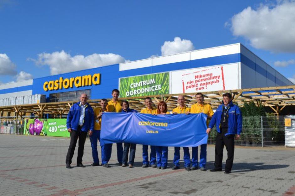Rusza pierwsza Castorama w Lublinie