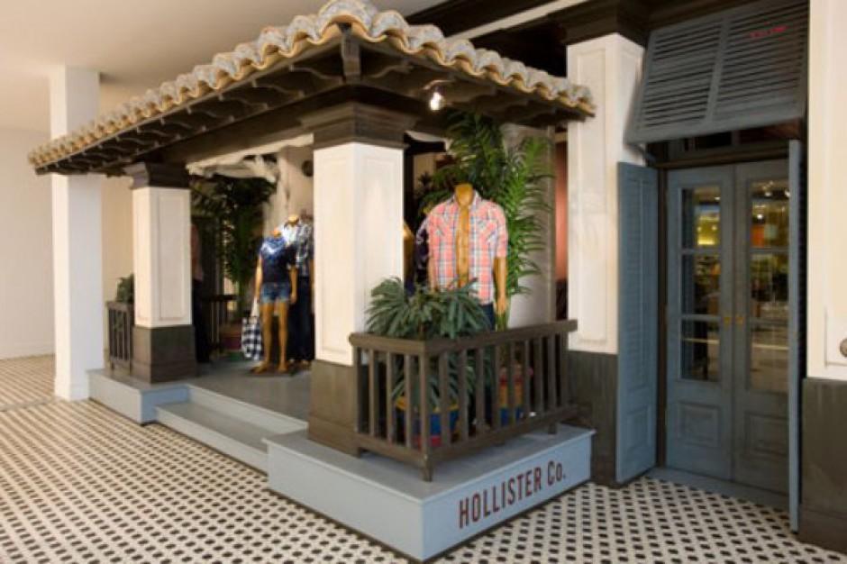 Abercrombie & Fitch otworzy pierwszy salon Hollister w Polsce