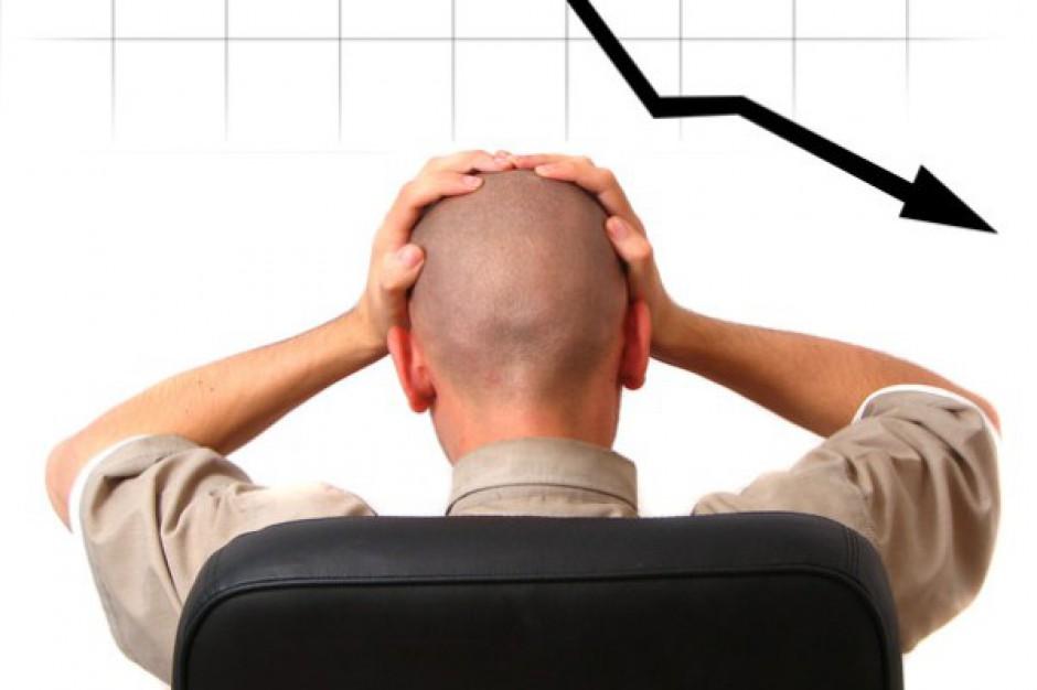 Budownictwo i handel zagrożone bankructwami