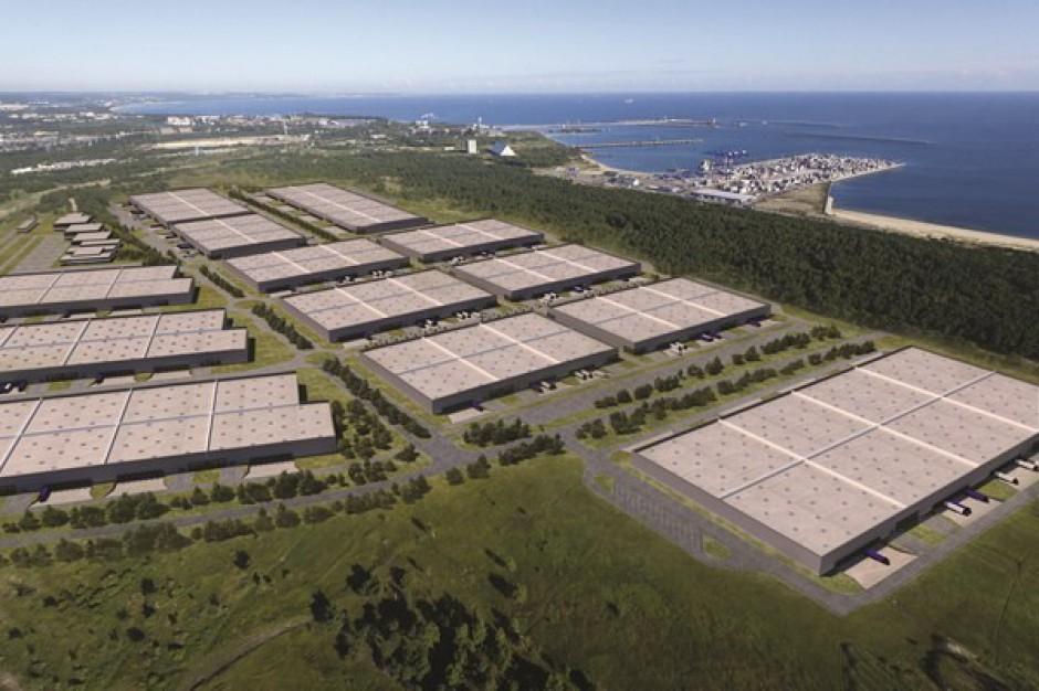 Ruszyła budowa potężnego centrum logistycznego w Gdańsku