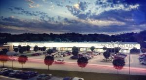 Rank Progres finiszuje z komercjalizacją parku handlowego w Grudziądzu