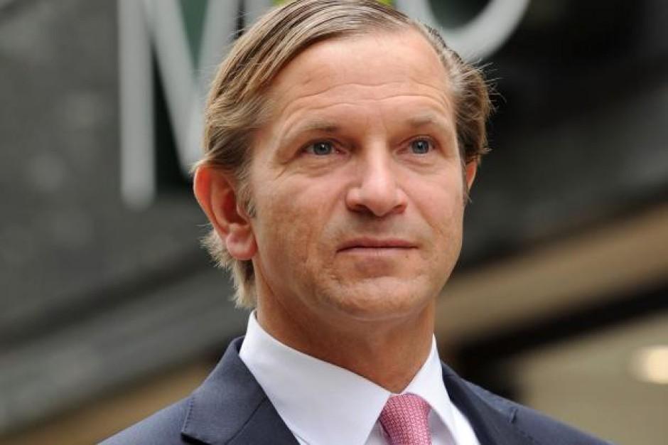 Dyrektor generalny Marks & Spencer zdobywa nominację w Unicef UK